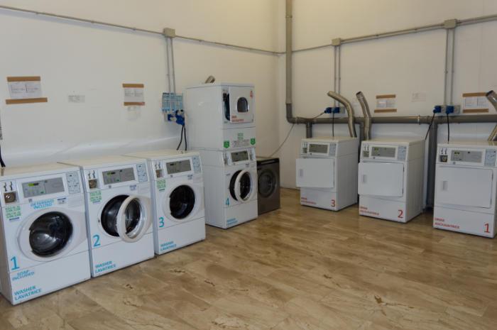 lavanderia condominiale