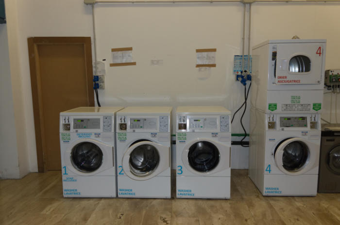 esempio lavanderia condominiale
