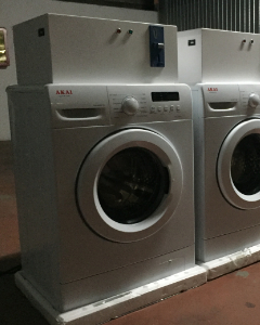 lavatrici professionali semi-industriali quwa