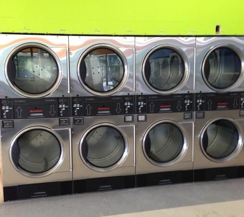lavatrici e asciugatrici per negozi e lavanderie