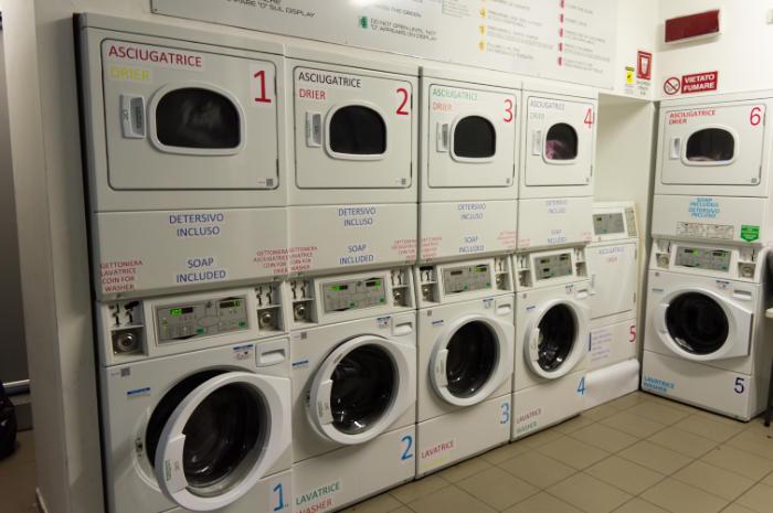 lavanderia campus
